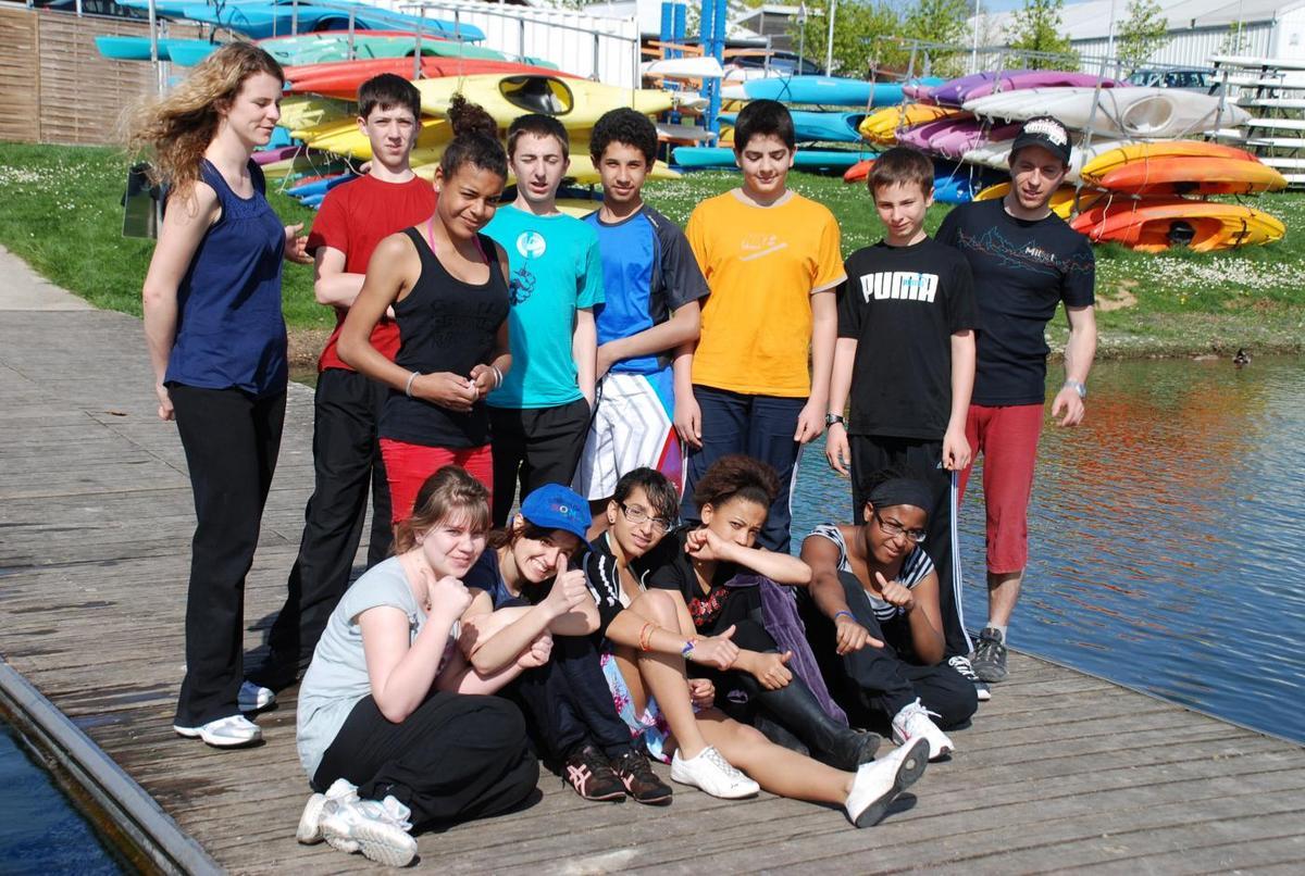 Le Trophée des Bahuts les 13, 14 et 15 mai et 18 juin  ~ College Rosny Sous Bois